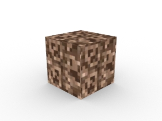 minecraft bed by building blocks