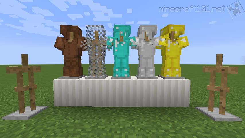 Minecraft armor craft - 8