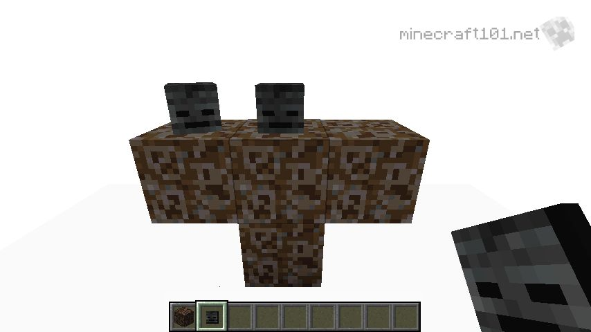 The Wither - Minecraft 101