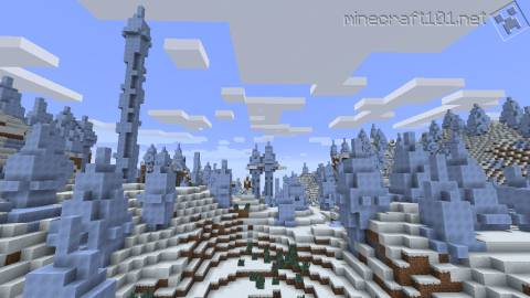 Ice Plains Spikes