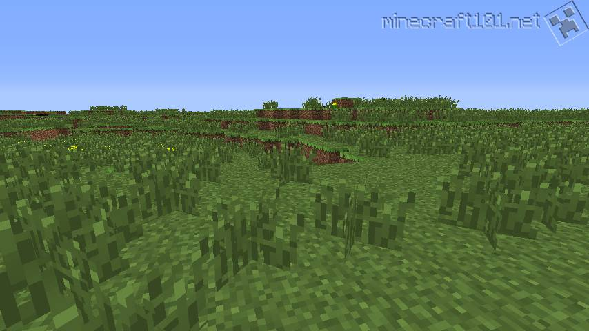 how to change minecraft biome