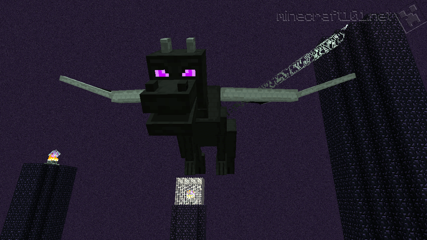 how to create the ender dragon