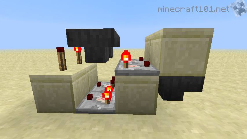 Redstone Clock Circuits | Minecraft 101