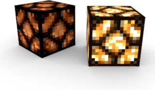 Redstone basics minecraft 101 redstone lams in minecraft aloadofball Images