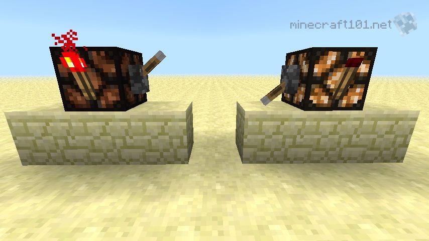 Redstone Basics Minecraft 101