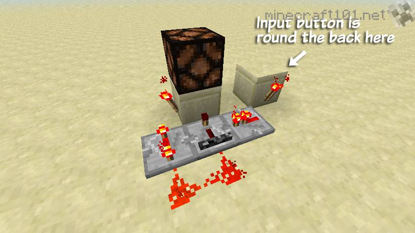 101 - 2 Way Switch Minecraft