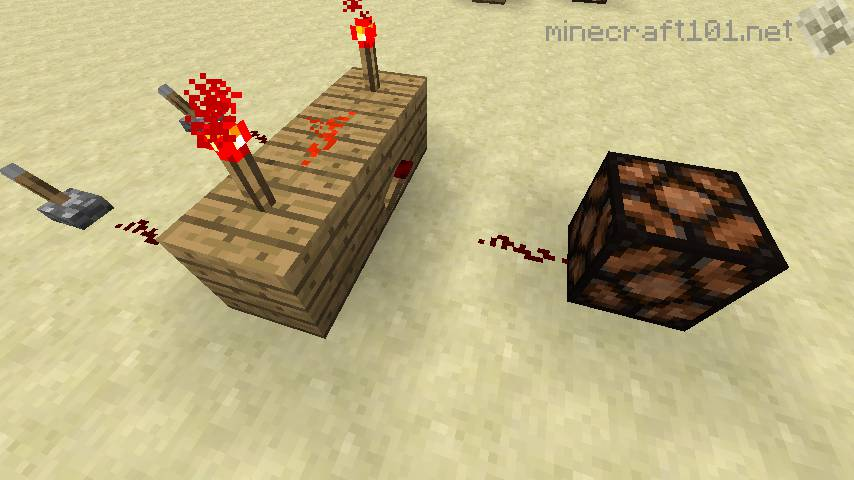 Redstone Reference Basic Logic Minecraft 101