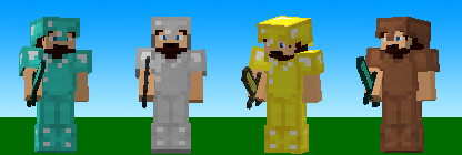 Armour in Minecraft