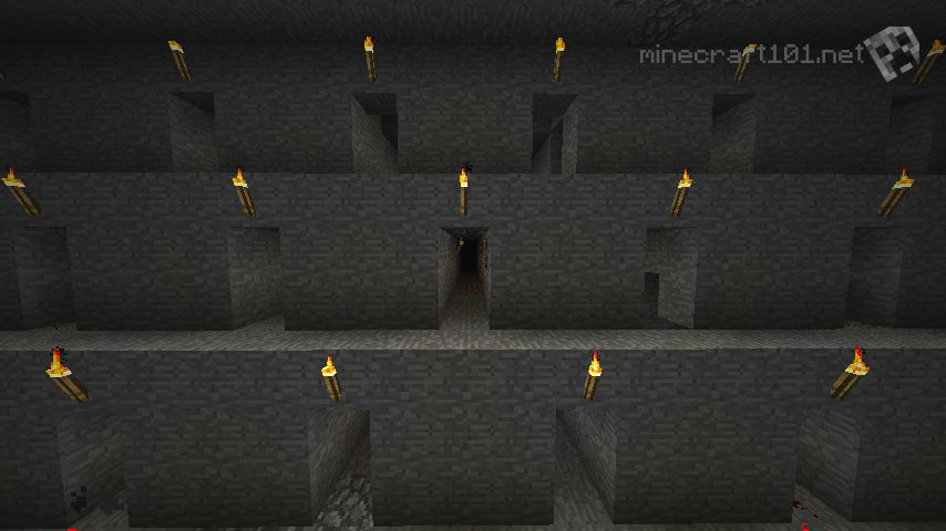 side tunnels