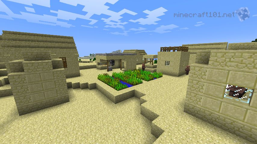 NPC Villages | Minecraft 101