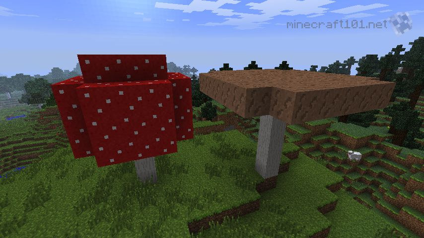 Minecraft Tutorial - Simple Giant Mushroom Farm ... - YouTube