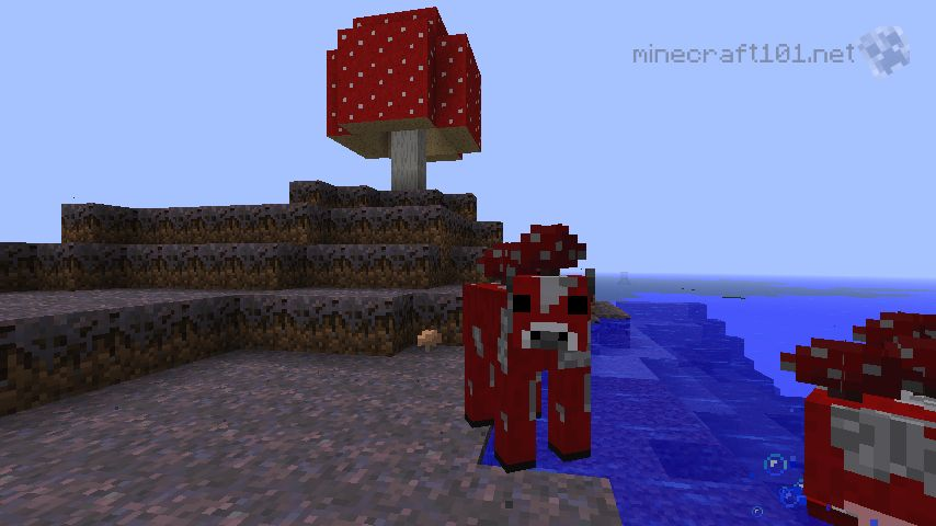 Mushrooms Minecraft 101