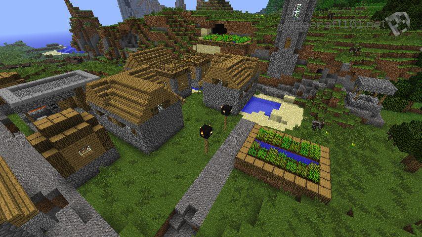 NPC Villages | Minecraft 101