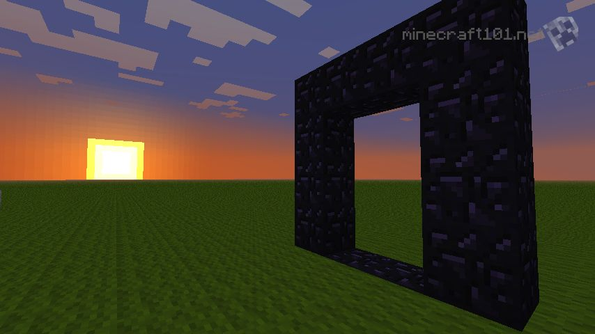 where to find obsidian in minecraft