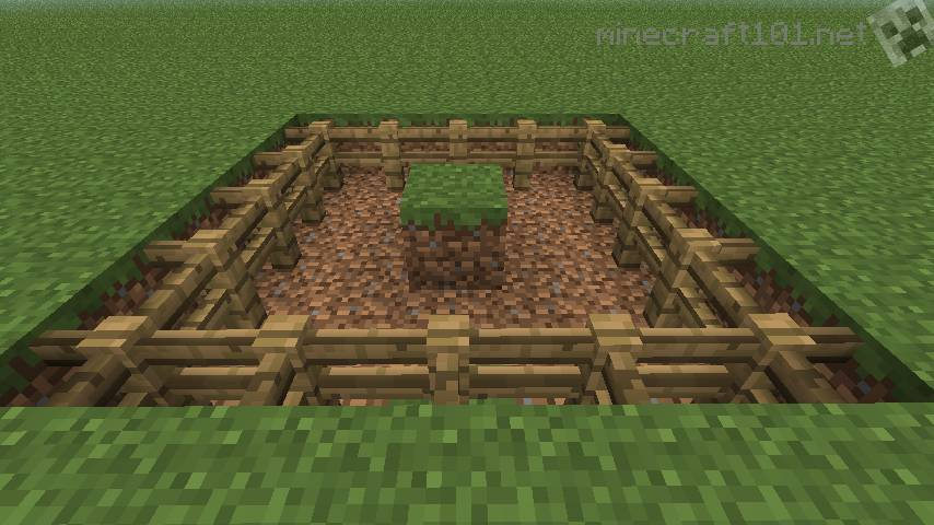 Sheep Pen Minecraft Minecraft Chicken Pen