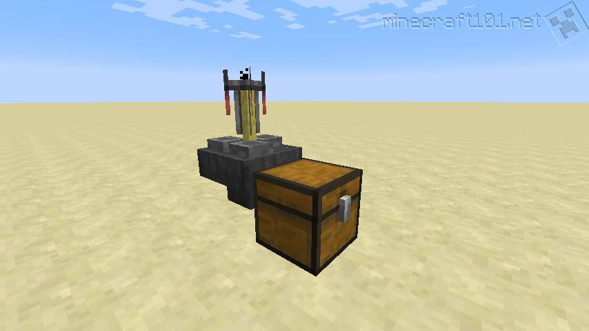 Automatic Potion Brewer Tutorial Minecraft 101