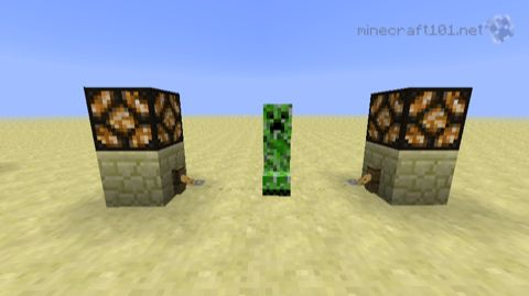 how to make giant doors with daylight sensors in minecraft